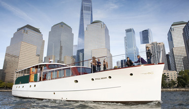 Private Yacht Charter NYC