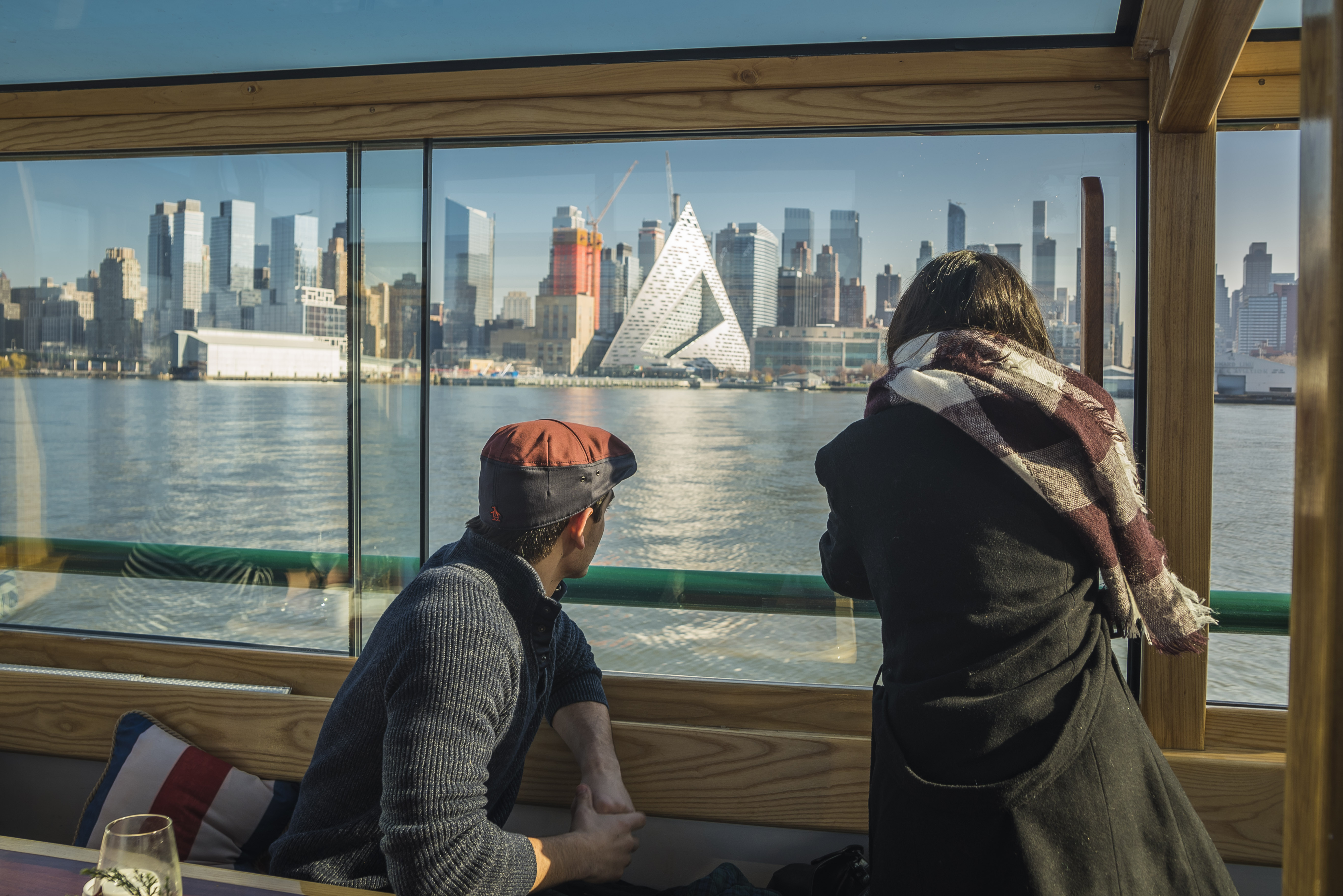 Best Architecture Tour in NYC | Classic Harbor Line
