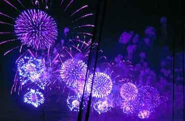 Gay Pride Fireworks Cruise on Yacht Kingston