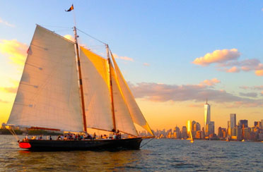 Sunset Sail on Schooner America 2.0