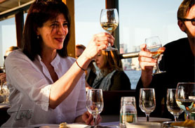 NYC Wine and Cheese Pairing | Classic Harbor Line