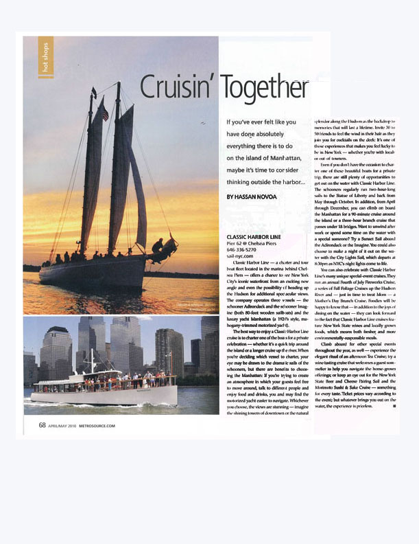 Metro - Cruisin' Together (A14)