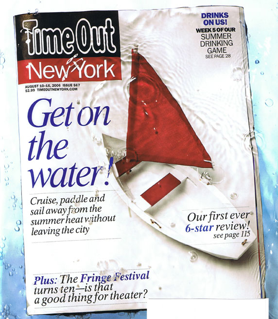 Timeout Cover (A8)