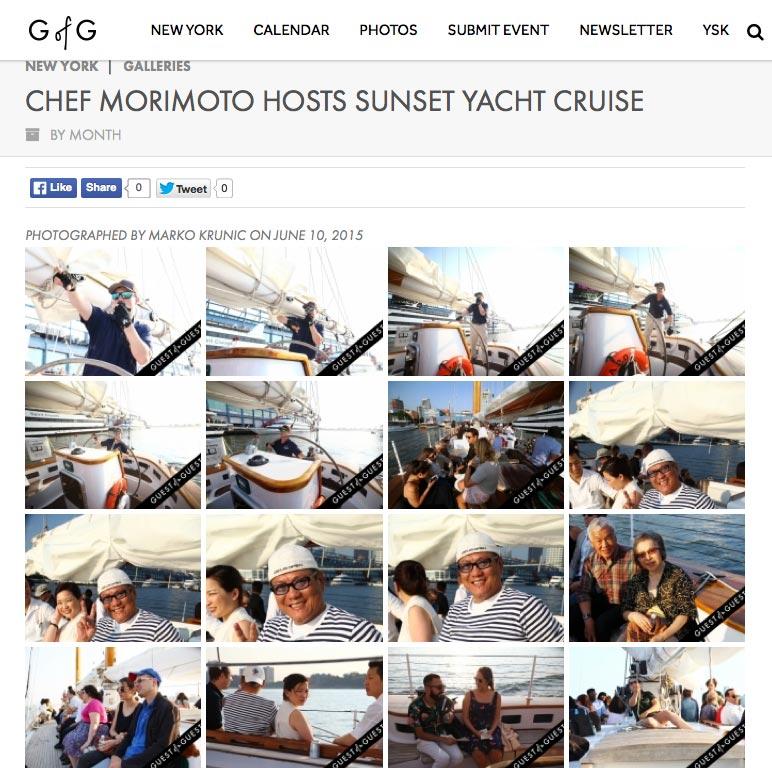 Chef-Morimoto-Hosts-Sunset-Yacht-Cruise