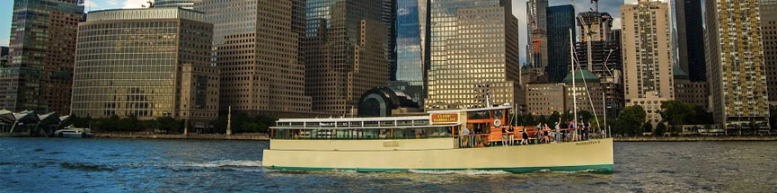Best Way To Brunch in NYC   Classic Harbor Line