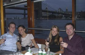 NYC Private Wine Tasting | Classic Harbor Line