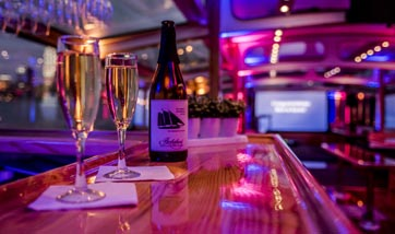 Rehearsal Dinner on a boat in New York City