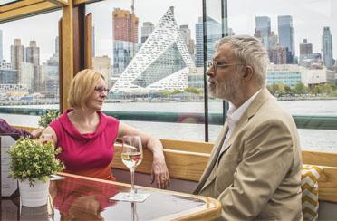 AIANY Around Manhattan & Lower Manhattan Boat Tours