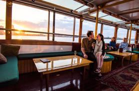 Best NYC Romantic Sunset Cruise | Classic Harbor Line