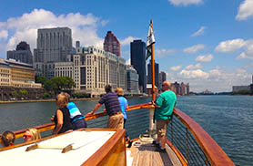 nyc architecture cruise & sightseeing tour | classic harbor line