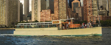NYC Sailing, Boat Tours and Private Yacht Charters