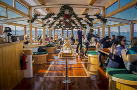 NYC New Year's Day Brunch Cruise