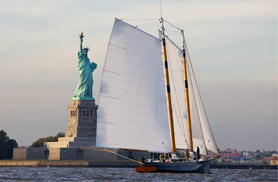 World Pride Sailing in NY Harbor